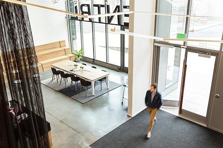 CENTRL Office | Eastside - Coworking Open Area