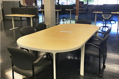 Broadway Co-working - Conference Tables