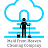 Logo of Maid From Heaven Cleaning