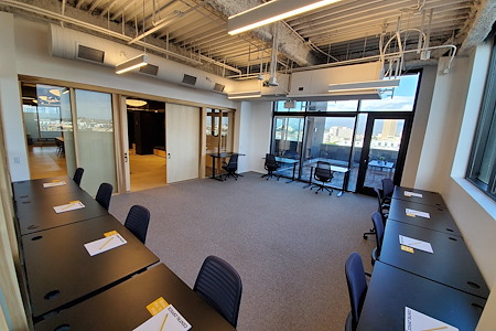 CENTRL Office Downtown Los Angeles - Private Office with Balcony