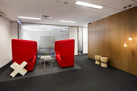 workspace365 - 350 Collins Street - Office 12, Level 8 North