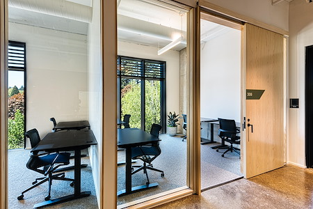 CENTRL Office | Lake Oswego - Private Office for 4-6