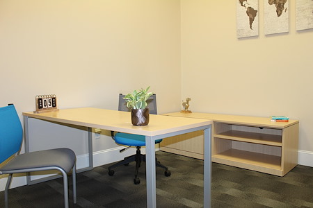 Focal Point Coworking - 1 Person Private Office - Unit 4