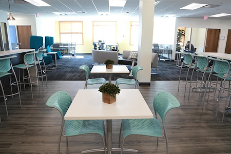 LifeWorking Coworking - Cafe / Event Space