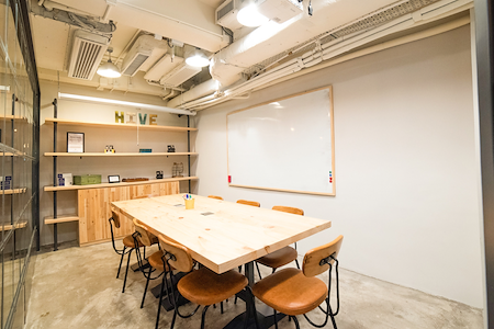 The Hive Sheung Wan - 8 Pax Meeting Room