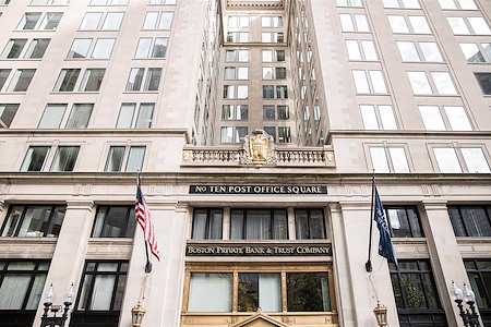 Carr Workplaces - Financial District - Membership