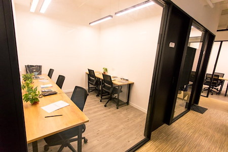 HK Works - 5 person private office
