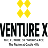 Logo of Venture X | The Realm at Castle Hills
