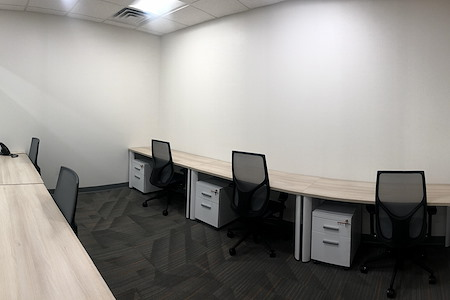 Office Evolution - Woodbridge/Metropark - 5 Person Team Room