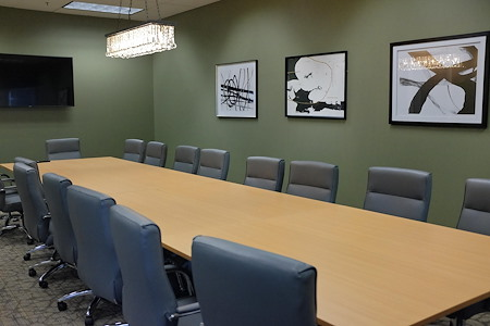 The Village Workspace - Boardroom