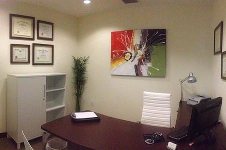 SmartSpace Miami - Interior Office