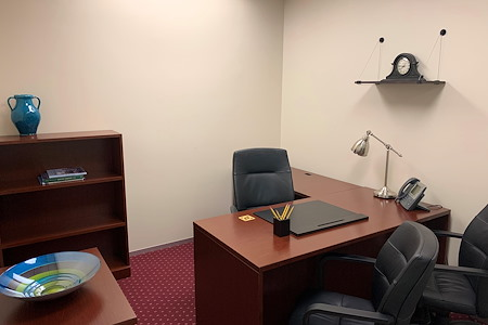 Servcorp - Washington 1155 F Street - Private Day Office