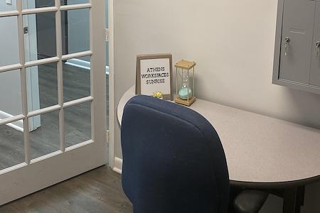 Athens Workspaces Sunrise - Dedicated Desk 1