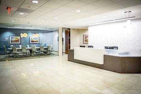 (SM2) The Water Garden - Interior Office