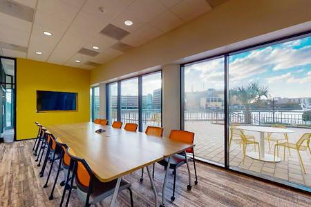 Office Evolution Tampa | Harbour Island - Skyline