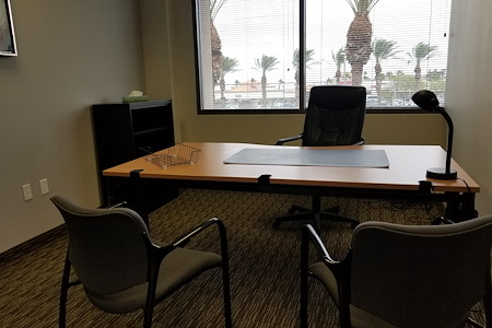 Blue Sun Office Suites - Office 286 with window