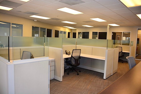 Office Evolution - Los Gatos - Dedicated Desks