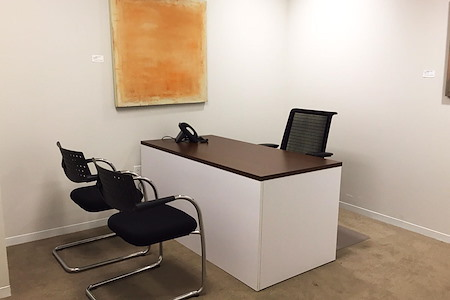 AdvantEdge Workspaces - Downtown Center - Shaw- Suite 800