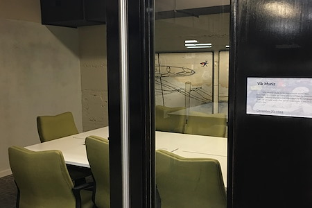 FOCUS Innovation Studio - Vik Muniz Meeting Room