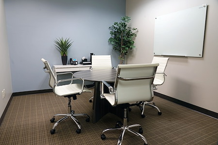 Executive Workspace @ Preston Trail - Small Conference Room