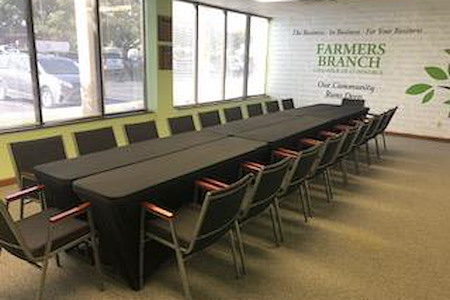 Farmers Branch Chamber of Commerce - Community Room