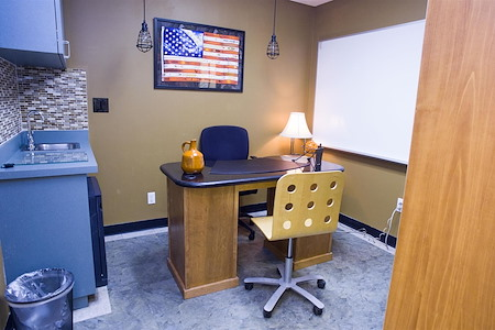NEST CoWork (CyberTECH Community) - 1 Person Hourly Private Officer Suite