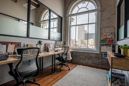 New Orleans Office Space