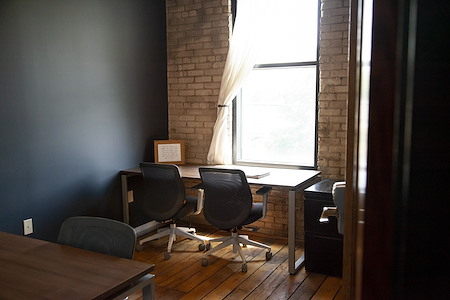 Fueled Collective – Minneapolis Northeast - 4 Person Private Office