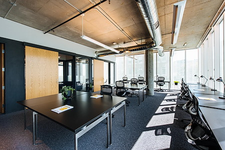 CENTRL Office | Downtown Portland - 20 to 24 Person Office Suite