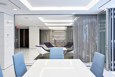 Emerge212 - 3 Columbus Circle - Mandarin Conference Room