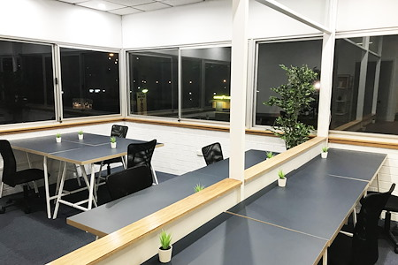 The Foundry Cowork - Coworking desk day pass