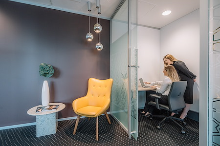 Servcorp Nishi - Private Office | 3 People