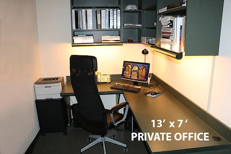 The Metro Company LLC - Private Office#2