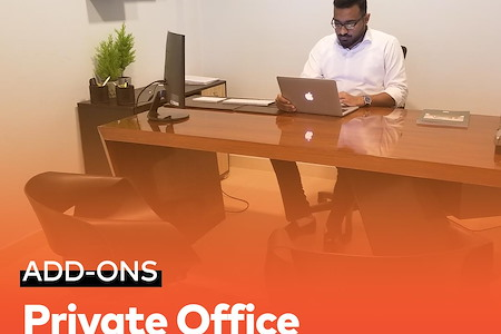 Huddle CoWorking Space - Private Office