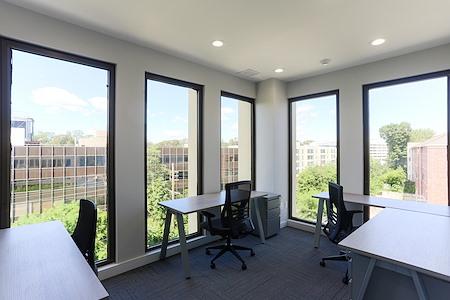Office Villas - Three Desk Office