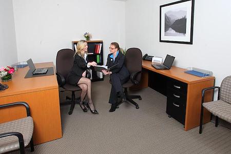 Metro Offices - Fairfax - Dedicated Desk