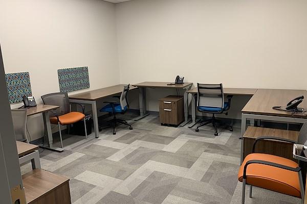 Office Evolution Nashville - Suite 211 - 3 person Team Office