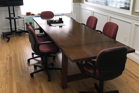 The Garcia Organization - Conference Room Near EWR NJTransit
