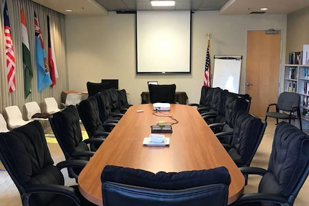 Global Business Accelerator - Meeting Room 1