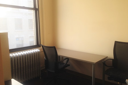 Coalition Space | Chelsea - Office Number One