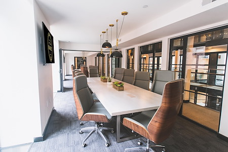 The Vault - Combined Conference Suite