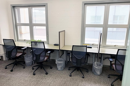 HUB116 - River North - Private office for 4 (Copy)