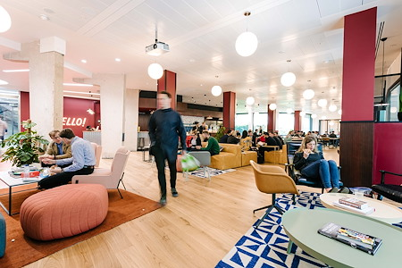 WeWork | 30 Stamford St - Private Office - 15 seats