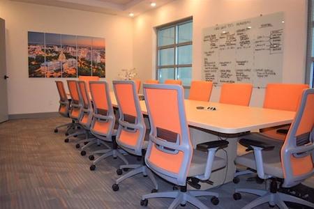 Office Evolution - Flowood (Jackson) - Capital Room