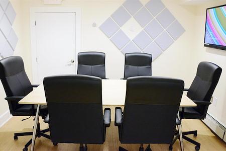 CREATIVE WORKSPACE @HBA - Pan Pan Conference Room