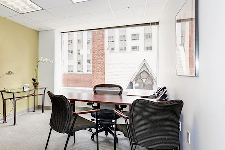 Carr Workplaces - City Center - Vermeil Room
