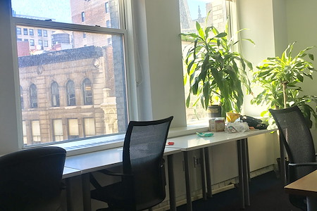 Coalition Space | Flatiron - Broadway and 20th St Corner: Team Office