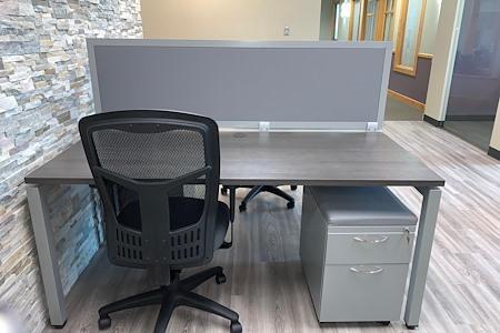 Intelligent Office - Rockville, Maryland - NEW Dedicated Work Station