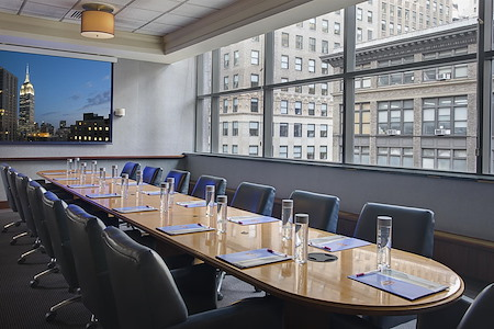 Residence Inn New York Manhattan/Times Square - The Boardroom