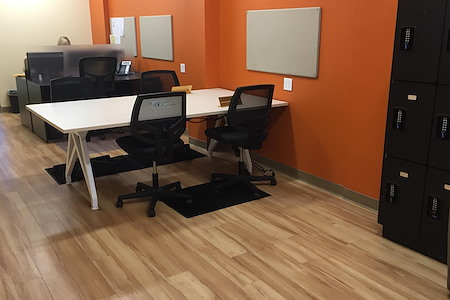 Pleasanton Workspace - Coworking reserved seat